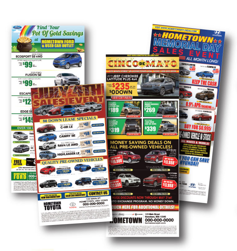 Automotive Direct Mail Agency
