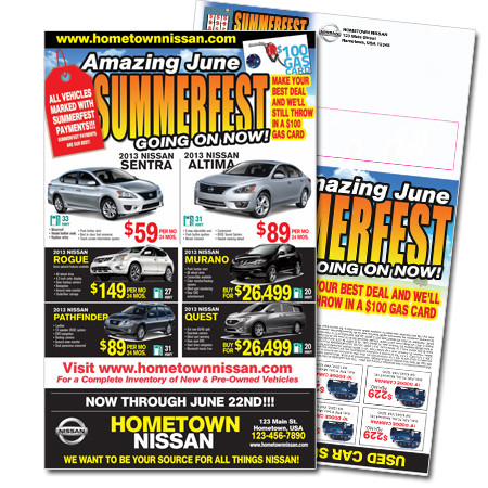 Automotive Direct Mail >> Ny Automotive Design Gallery New York Car Dealer Direct Mail Bedford